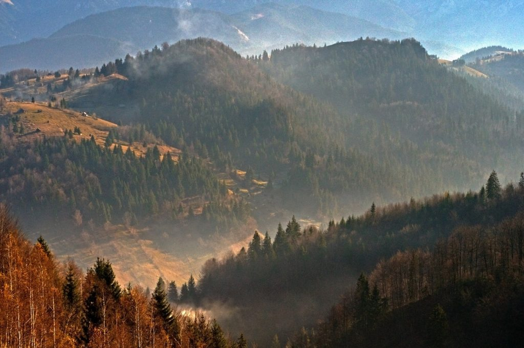 Rumänien wandern Karpaten piatra craiului