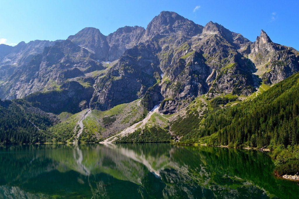 Rysy Zakopane wandern hohe Tatra