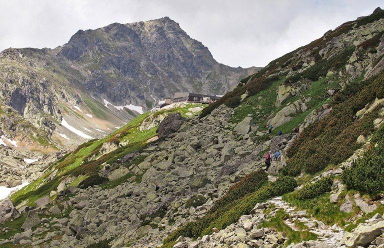 Slowakei wandern Hohe Tatra