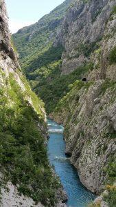 Tara Gorge & Tara River