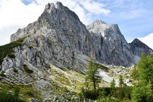 Triglav Besteigung Julische Alpen
