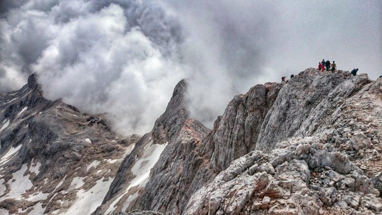 Triglav Nationalpark wandern in Slowenien