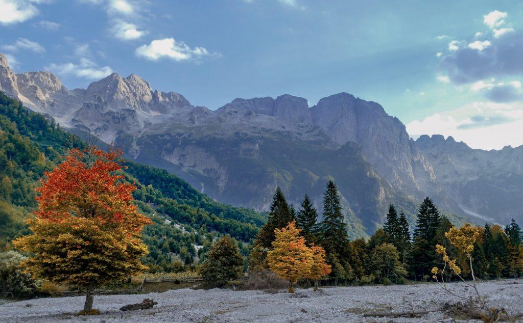 Via Dinarica Fernwanderweg Balkan Dinarische Alpen