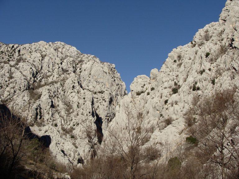Wandenr in Kroatien - Velebit Trail