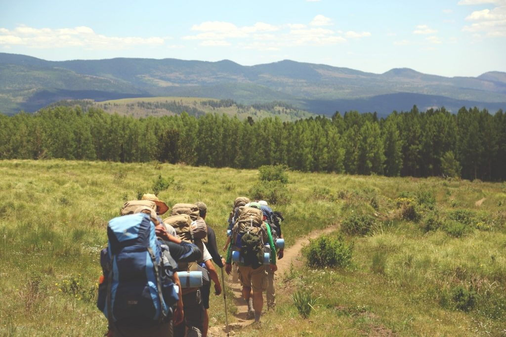Wander Tour Gruppe
