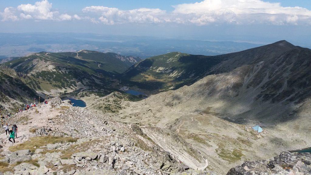 Wandern Bulgarien - Musala Besteigung