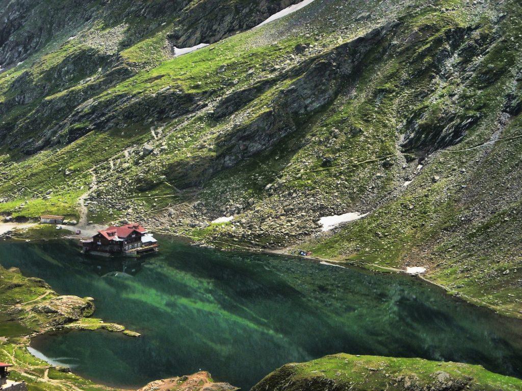 Wandern im Fagaras Gebirge
