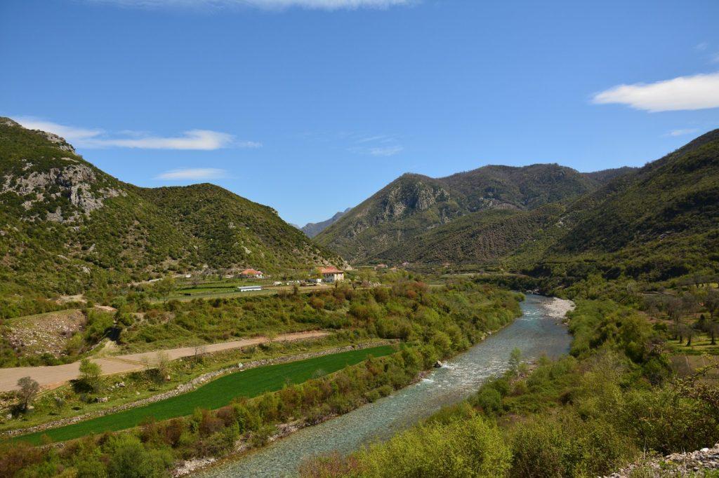 Wandern in Albanien - die Albanischen Alpen