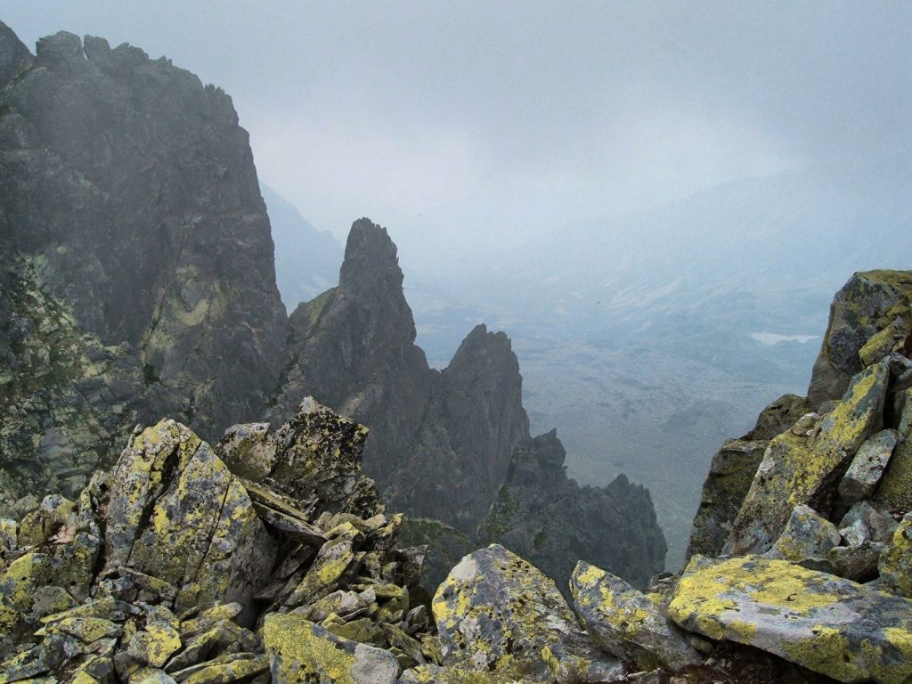 Wandern in Rumänien - Rezetat Gebirge