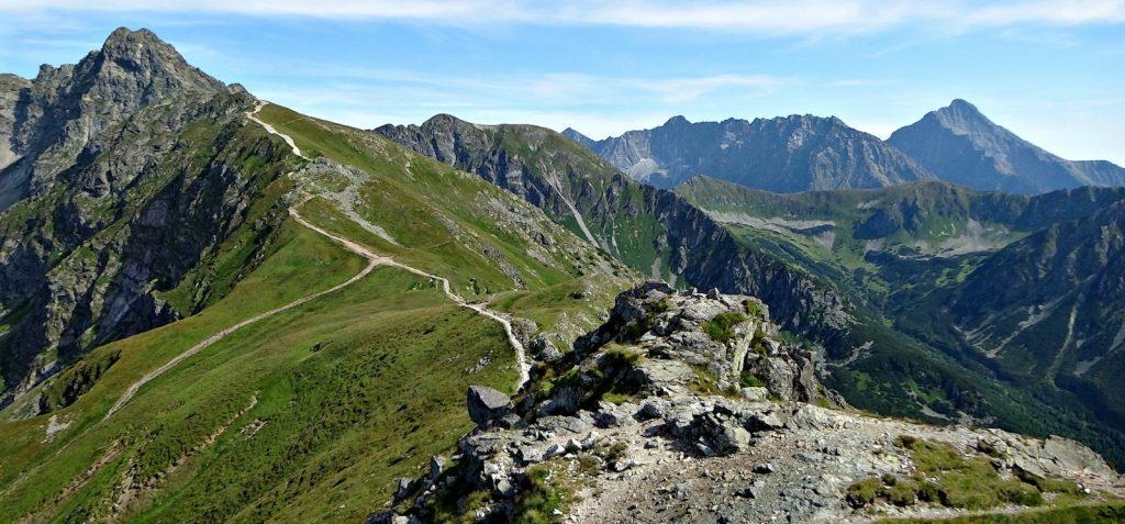 Wandern in der Hohen Tatra Slowakei