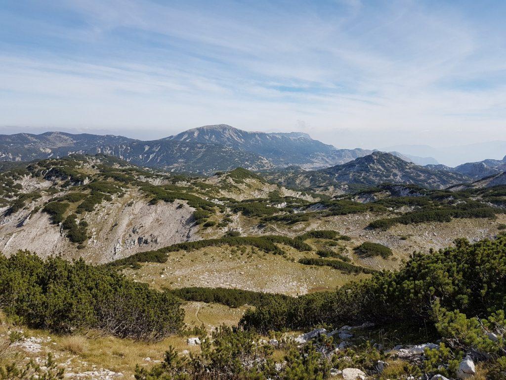 Blidinje Nature Park cvrsnica bosnien herzegowina