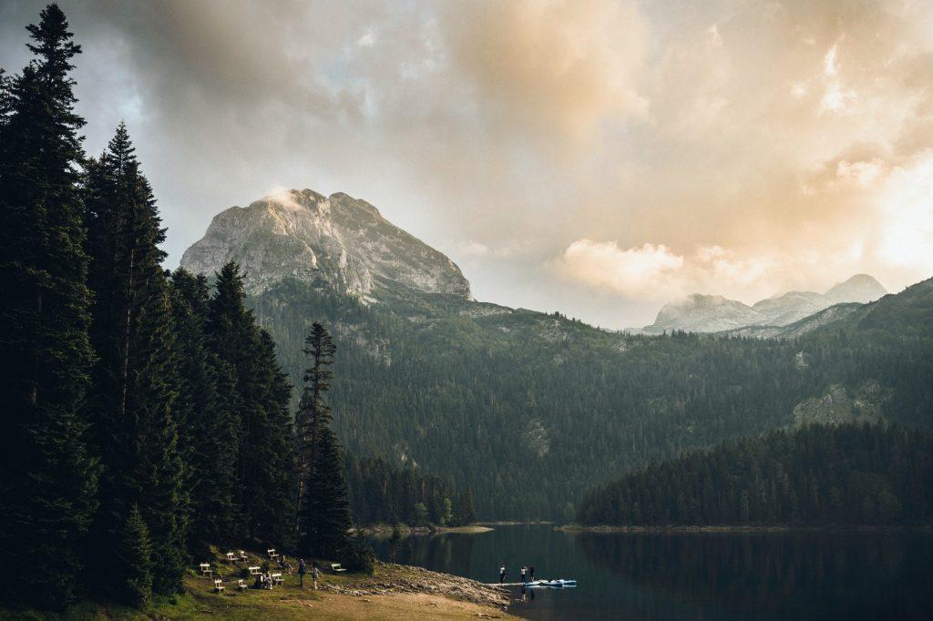 Bobotov Kuk Durmitor Nationalpark Montenegro