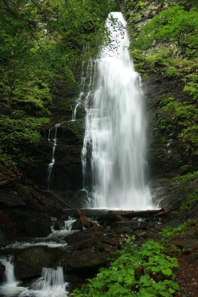 Bulgarien Landschaft Karlovsko Praskalo Wasserfall