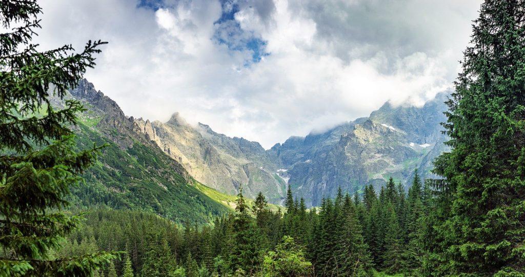 Hohe Tatra wandern Slowakei Polen