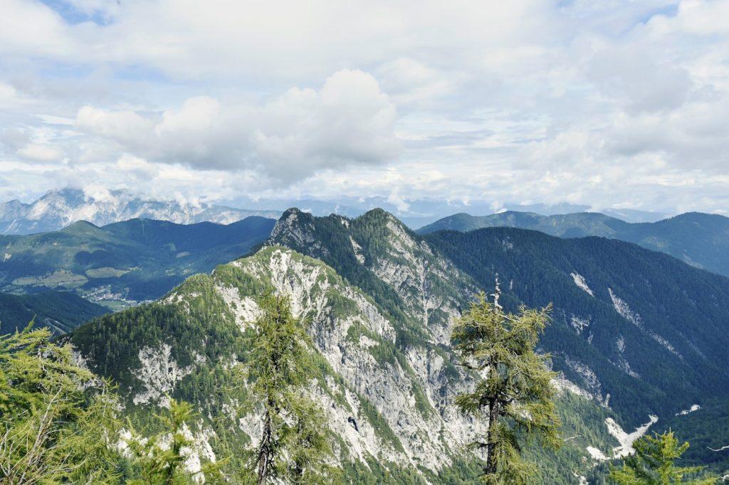 Julische Alpen wandern Slowenien