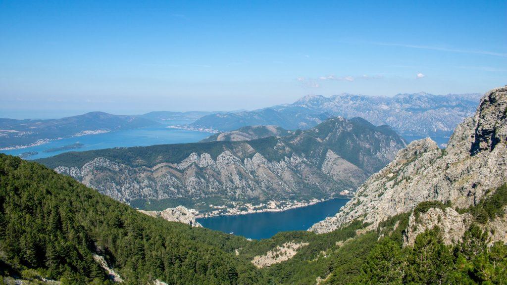 Lovcen Kotor Montenegro