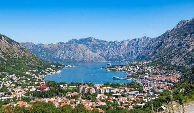 Lovcen Nationalpark Kotor Montenegro
