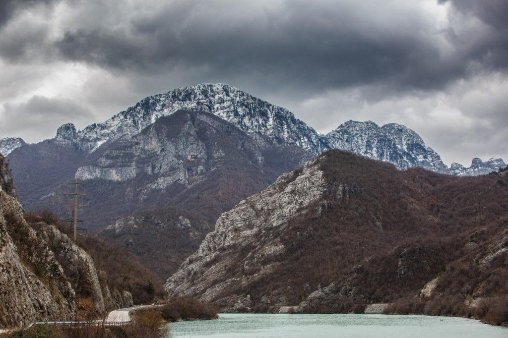 Maglic Hoechster Berg Bosnien