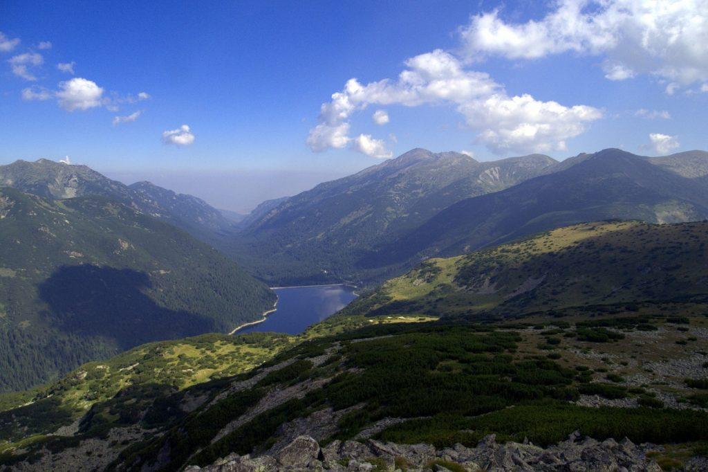 Musala Besteigung Rila Gebirge Bulgarien