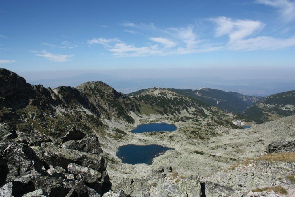 Musala Bulgarien Aussicht Berg