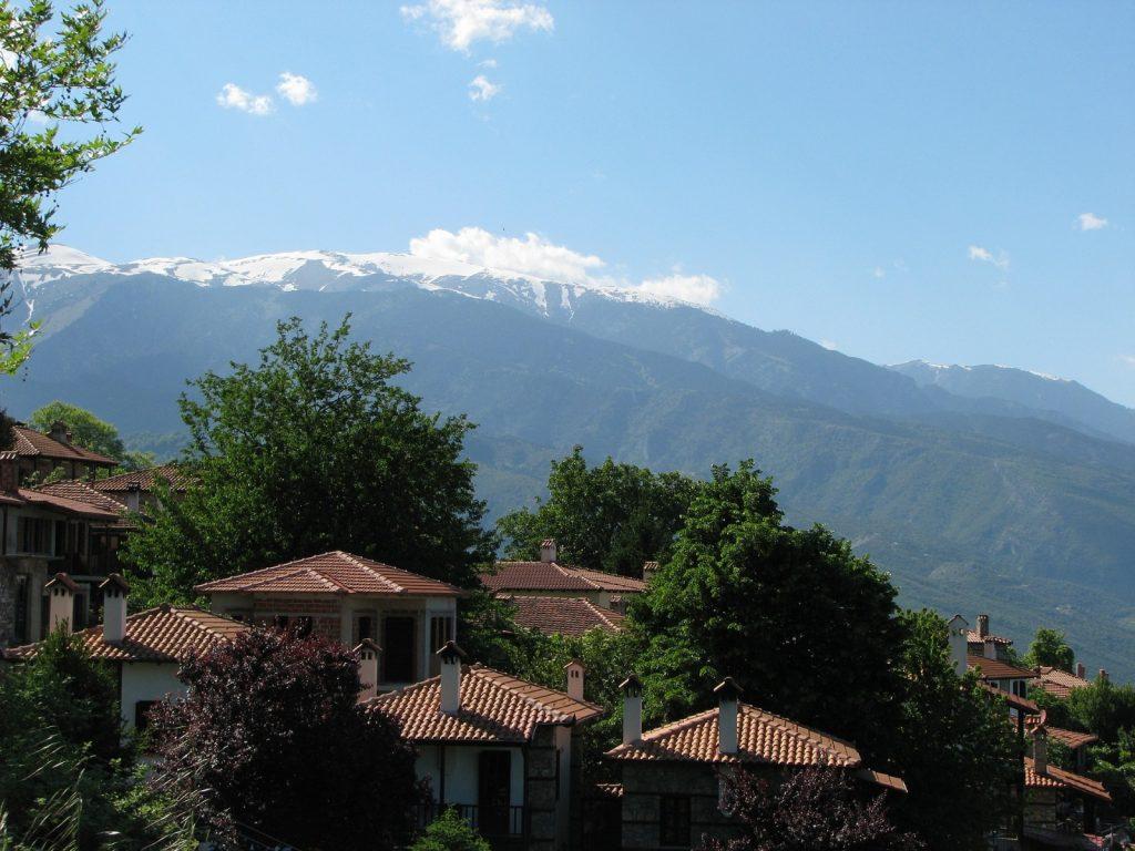 Olymp Berg Griechenland Litochoro