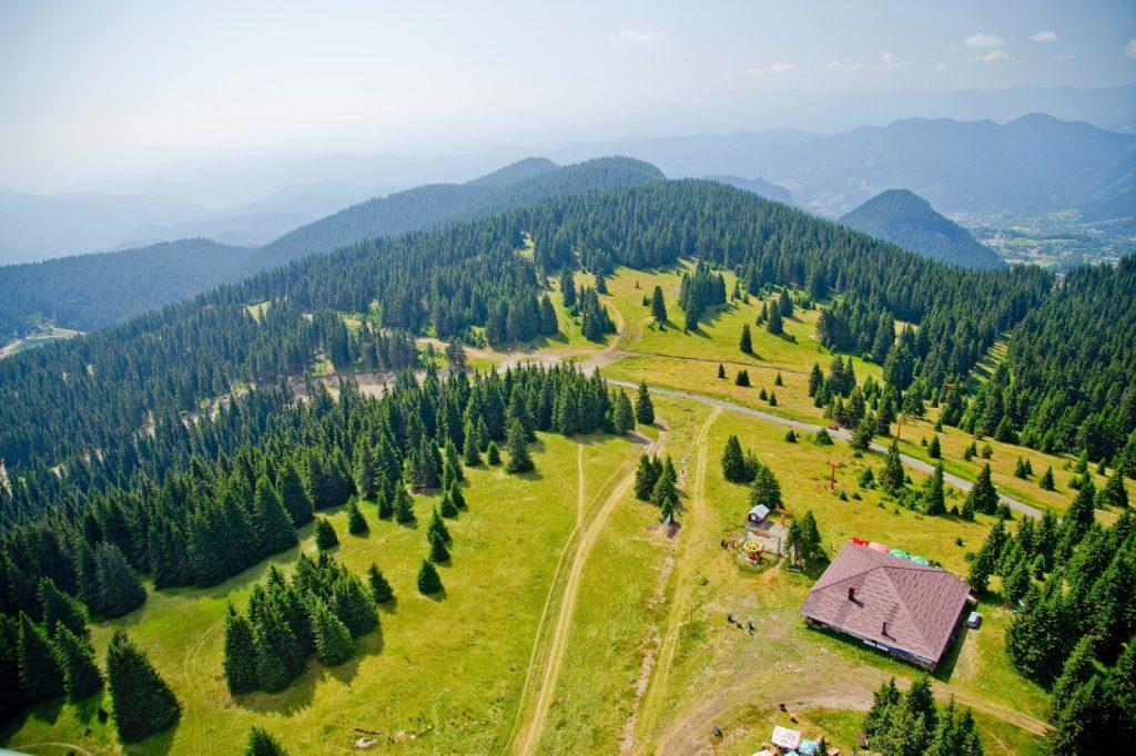Rhodopen Gebirge Bulgarien wandern