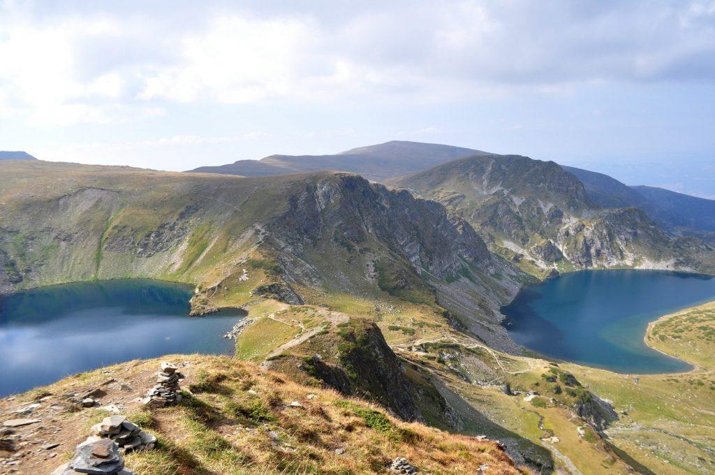 Rila Gebirge Bulgarien sieben Rila-Seen