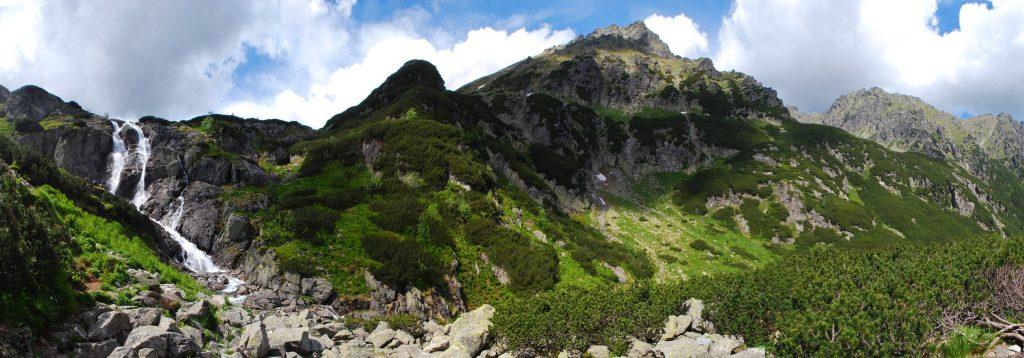 Rysy Tatra Zakopane Polen