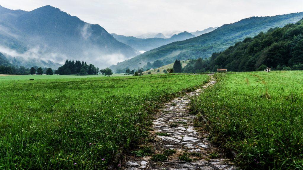 Sutjeska Nationalpark Tjentiste Bosnien und Herzegowina