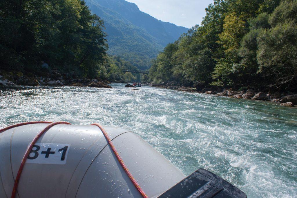 Tara River Canyon Rafting