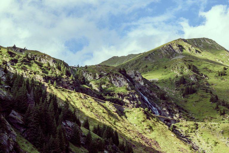 wandern Karpaten Rumänien
