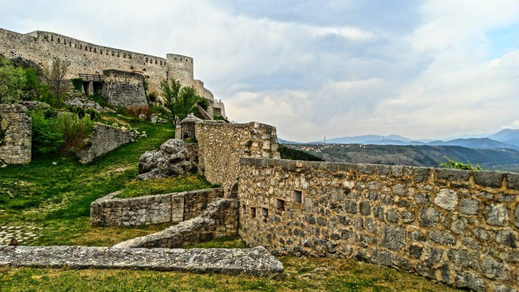 Dinara Berg Knin Kroatien
