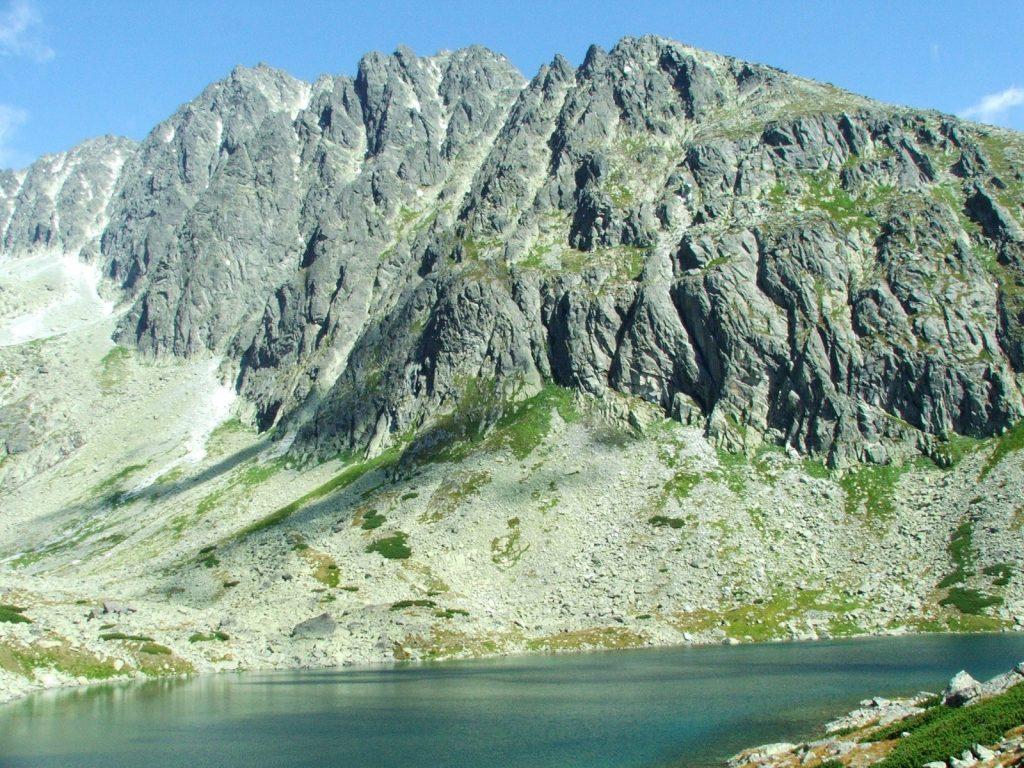 Gerlachovský štít höchster Berg Slowakei