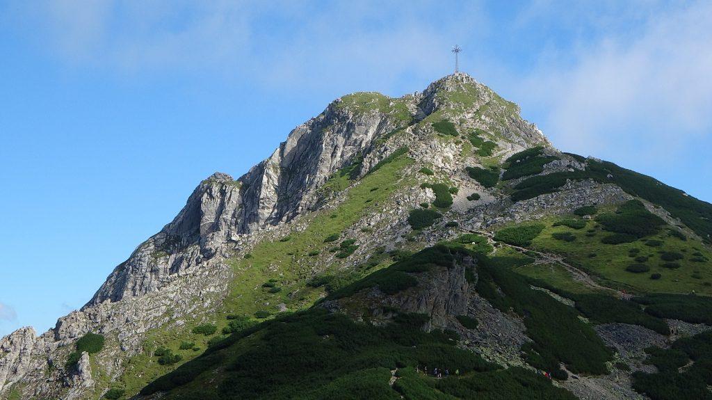 Giewont Berg Tatra Gebirge Polen