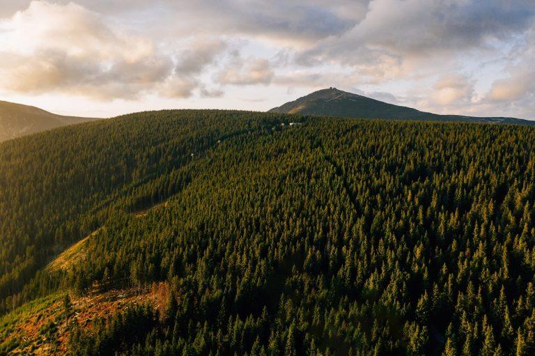 Karkonosze wandern Riesengebirge Tschechien