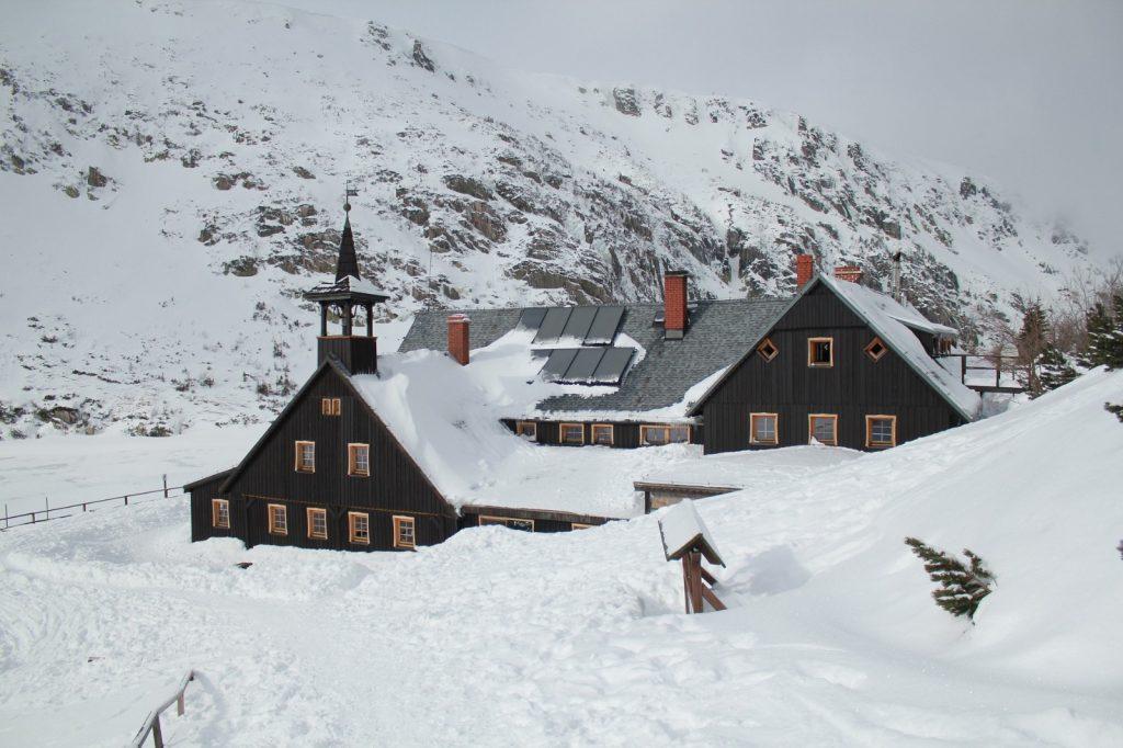 Riesengebirge Winter Tschechien