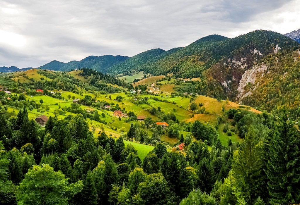 Siebenbürgen Transsylvanien wandern Rumänien