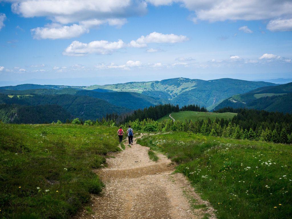 Feldberg wandern Deutschland Schwarzwald