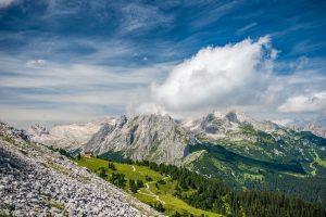 Schachen Wettersteingebirge Deutschland