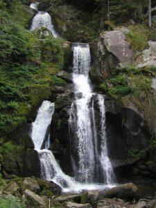Triberger Wasserfall Schwarzwald Deutschland