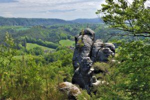 Wandern in der Sächsischen Schweiz Deutschland