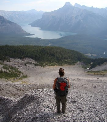 Long Range Traverse Trail - Kanada